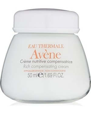 10 Best Face Moisturisers - Avene Rich Compensating Cream