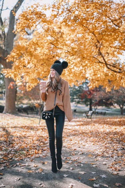 20 Trendy Winter Outfit Ideas To Keep You Warm - 15