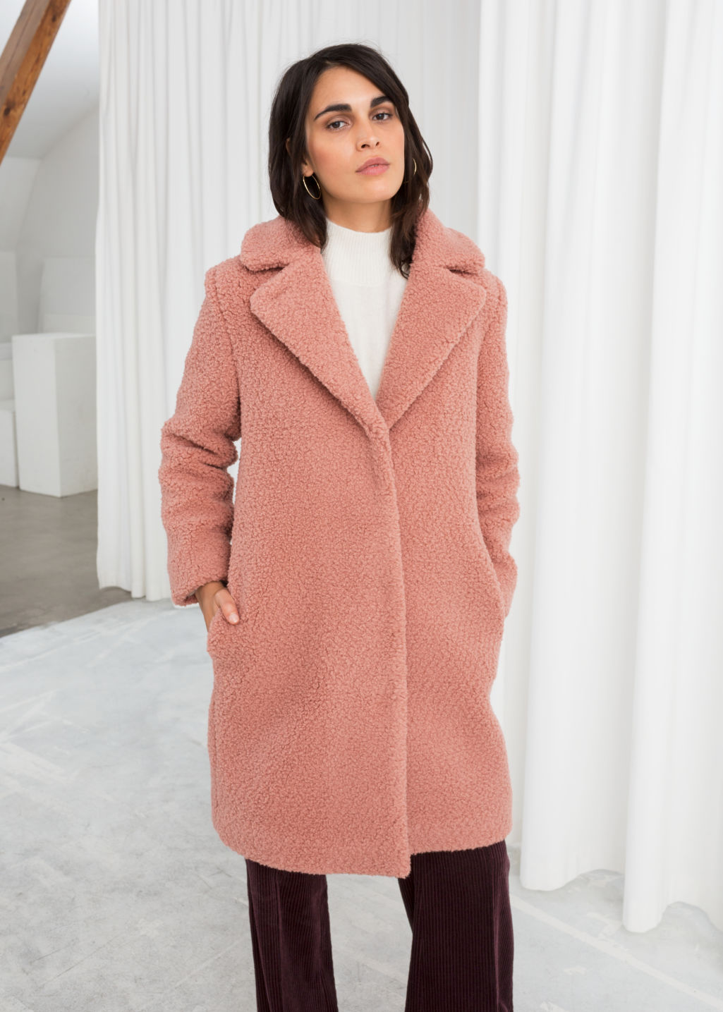 30 Teddy Bear Coats To Keep You Warm This Winter