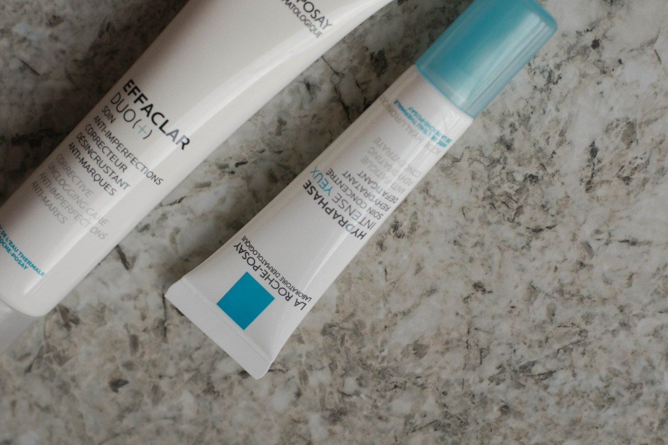 La Roche-Posay Effaclar Duo Plus & Avon Anew Products Review-9