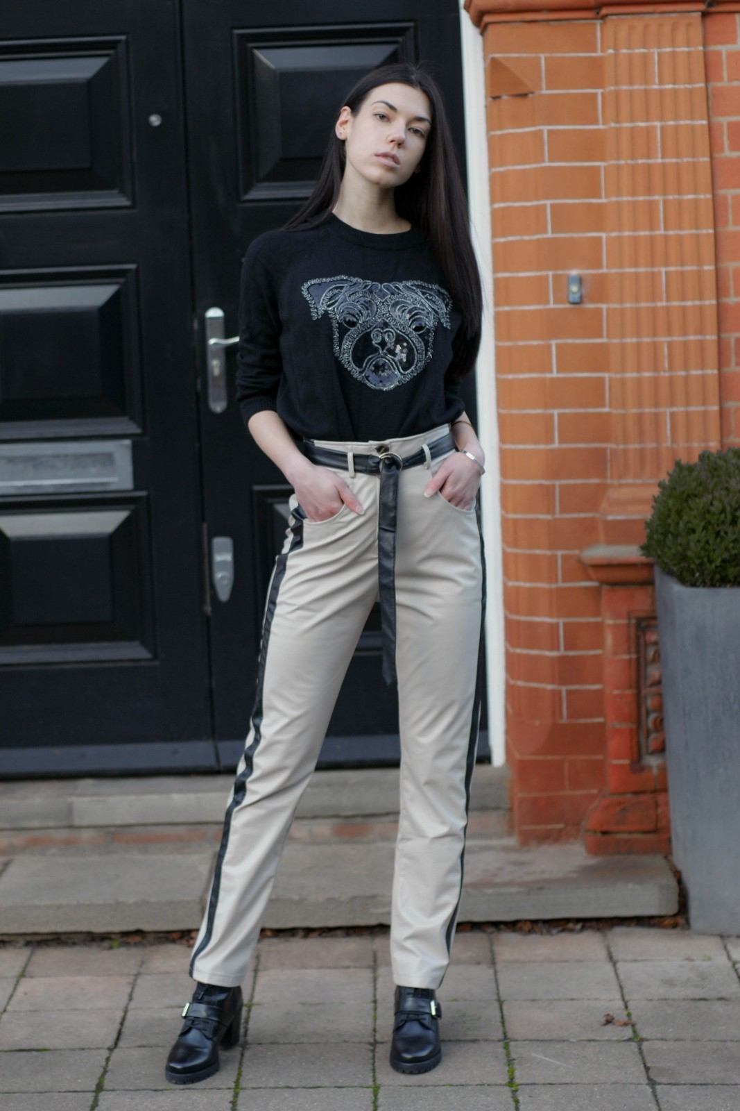 Why Leather Pants Are Still In Style (And You Should Get A Pair)