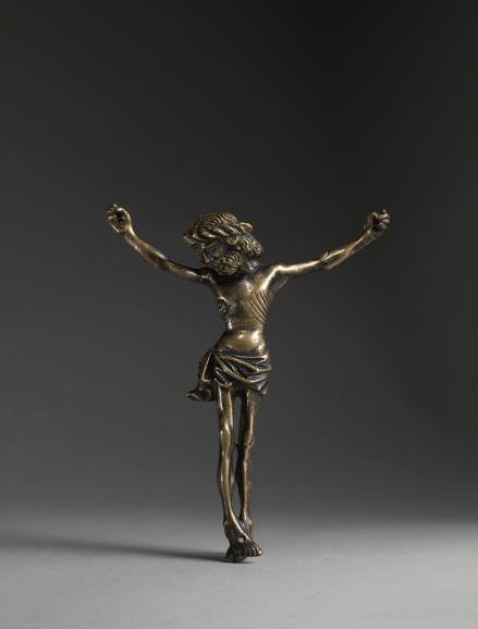 Bronze corpus of Christ | Germany, Rhine Valley, Cologne | Last quarter of the 15th century | bronze