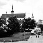 Moravské náměstí - Tomášek