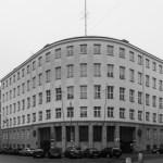 Budova České pošty na Orlí