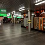 Podchod pod hlavním nádraží