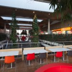 Campus Square Brno - food court