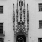 Portál od Antonína Pilgrama
