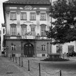 Budova divadla Husa na provázku