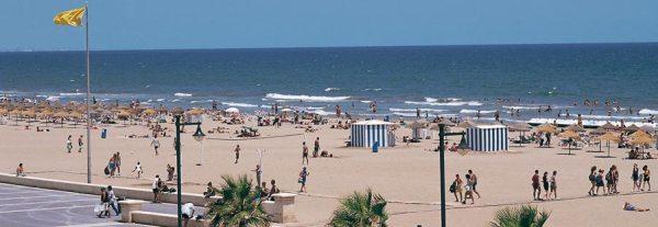 Las Arenas Playa