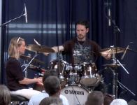 PONTIVY 2013 Drums & percus