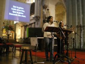 Abbatiale de Saint Sever 2008