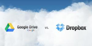 Google Drive e Dropbox