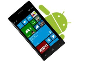 Windows 10 apre ad Android