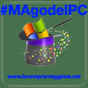 Logo #MAgodelPC