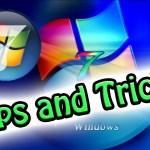 Tips and Tricks di Windows Seconda Puntata