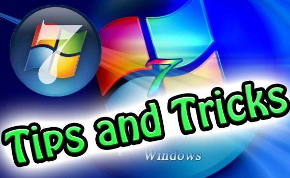 Tips and tricks di Windows