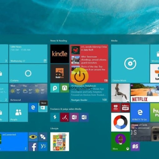 Novità di Windows 10