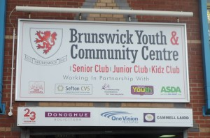 People are welcome to volunteer at Brunswick Youth and Community Centre.