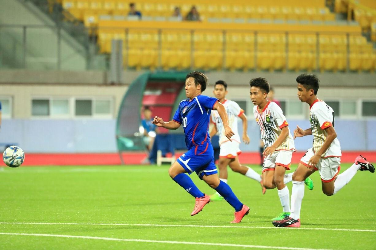 Chinese Taipei hand Brunei late heartbreak