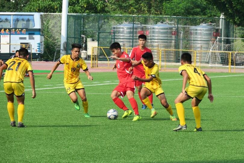 DPR Korea too strong for Brunei