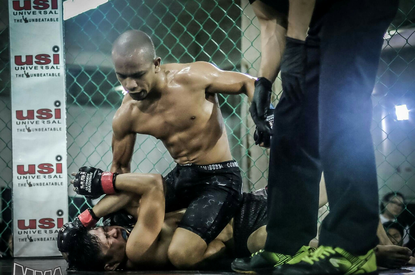 Adib to return to octagon after successful MMA debut