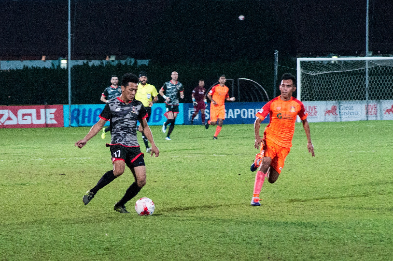DPMM FC edge Cheetahs for second victory of season