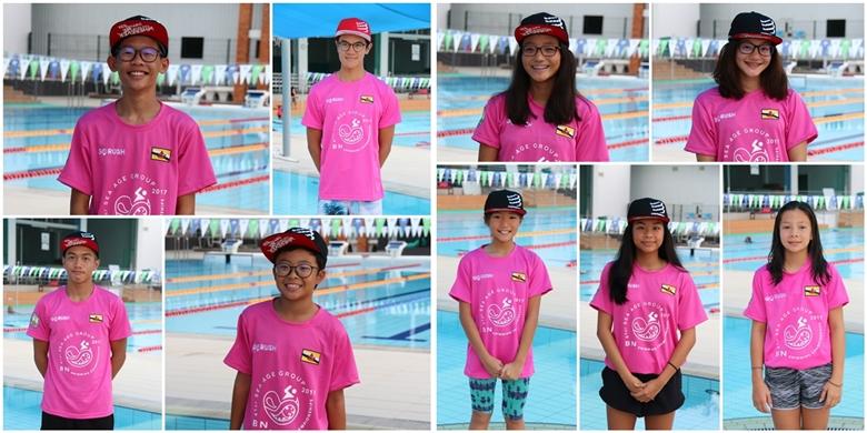 Brunei ready to swim against region's best