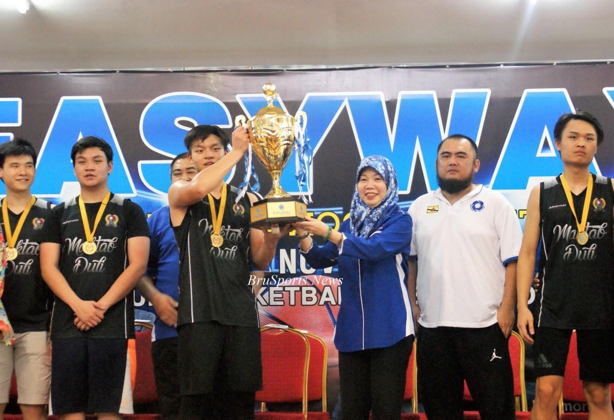 Maktab Duli, ISB crowned champions of Easyway National Interschool Basketball Cup