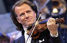 Andre Rieu concert in Brussels