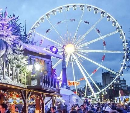 julemarked i Brussel