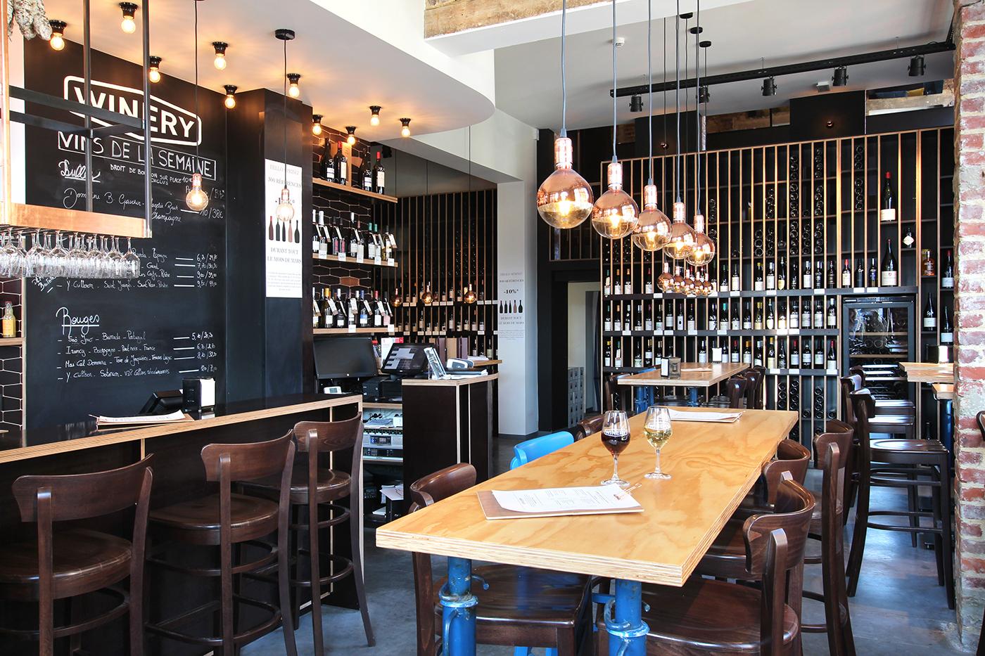 Winery Boitsfort Brussels Kitchen