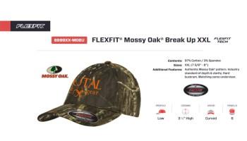 11-1162 Brutal Logo Cool Comfort FlexFit Cap – Brutal Game