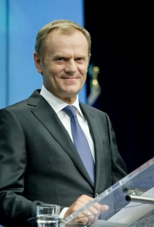Donald Tusk a gagné. Il a obtenu des conclusions courtes. Mais est-ce vraiment l'objectif d'un sommet ? (Crédit : Conseil de l'UE - Donald Tusk le 22 juin)