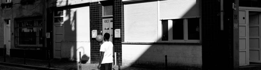 Schieven Regards II – Eric Ostermann : « Bruxelles d'ombres et de lumières »