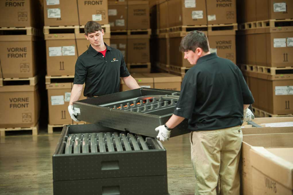 Automotive Services Warehouse and Inventory Management | Piedmont, AL | BR Williams Trucking