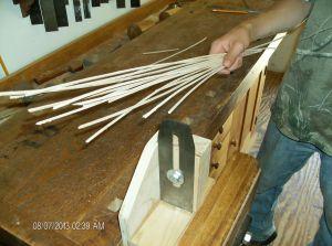 Stringing Photo 2