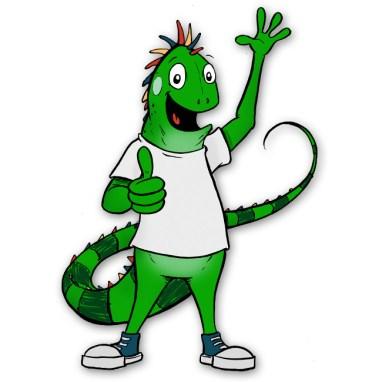 Elementary school mascot design