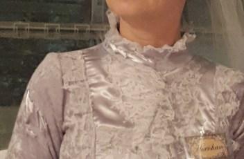 Miss Havisham dismayed