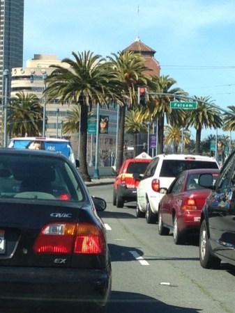 San Fran. by the Pier