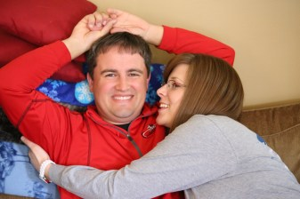 My Brother Nate & His Wife Julie