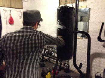 Me Boxing