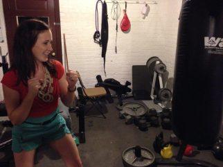 Beth Boxing