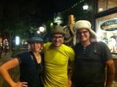 Jossy, Ryan, & I