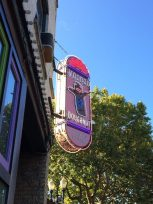 VooDoo donuts sign