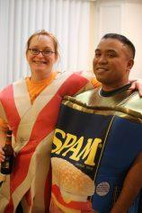 Spam & Bacon