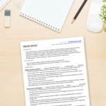 PREPARATION FOR WRITING AN EFFECTIVE RESUME