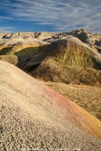 the colors of the Conata Basin