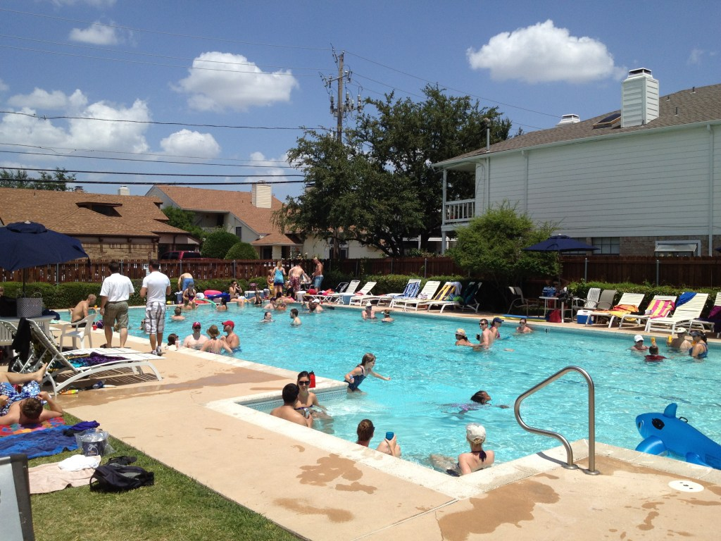 Bryan Place Pool Association News