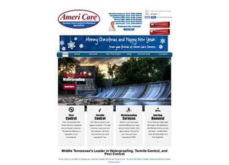 Pest Control Company Websites