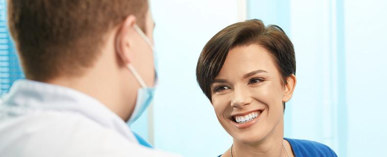 build trust with patients